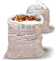 Compostable Garden <br> Waste Sacks
